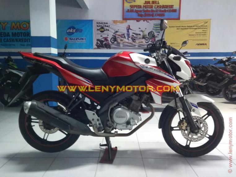 Jual Beli Motor Bekas Kediri Dan Sekitarnya Yamaha Vixion Ks 2014 Warna Merah